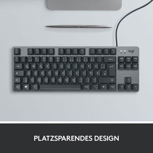 Logitech »K835 TKL« Tastatur