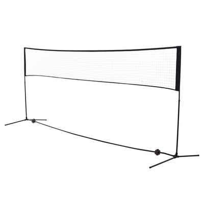 HOMCOM Badmintonnetz »Badmintonnetz höhenverstellbar«