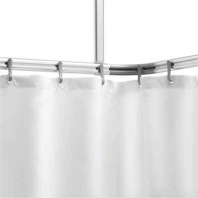 Duschvorhangstange »Easy Roll«, Sealskin, Ø 28 mm, kürzbar, für Duschvorhänge, 2.8 x 90 x 1.6 cm