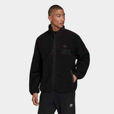 adidas Originals Sweatshirt »adidas 2000 Luxe Zip-Up Fleecejacke«