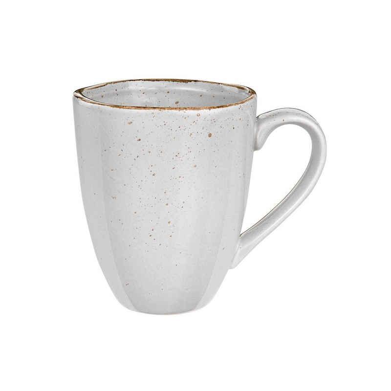 BUTLERS Tasse »FINCA Tasse 300ml«, Porzellan