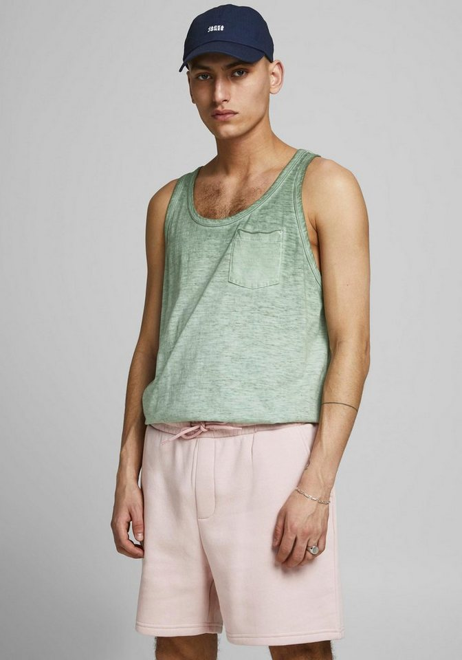 jack & jones -  Muskelshirt »COLD DYE TANK TOP«