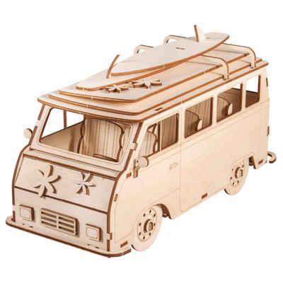 Rayher Modellbausatz »Campingbus«, 77 Teile