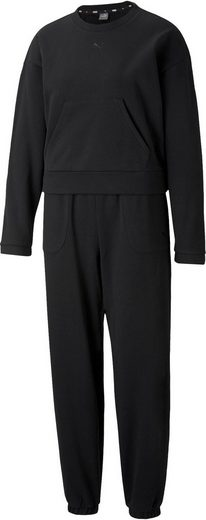 PUMA Jogginganzug »Loungewear Suit« (Set, 2-tlg)