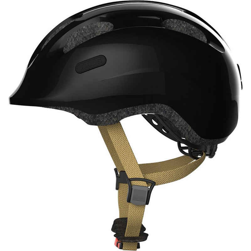 ABUS Kinderfahrradhelm »Fahrradhelm Smiley 2.0, royal schwarz«