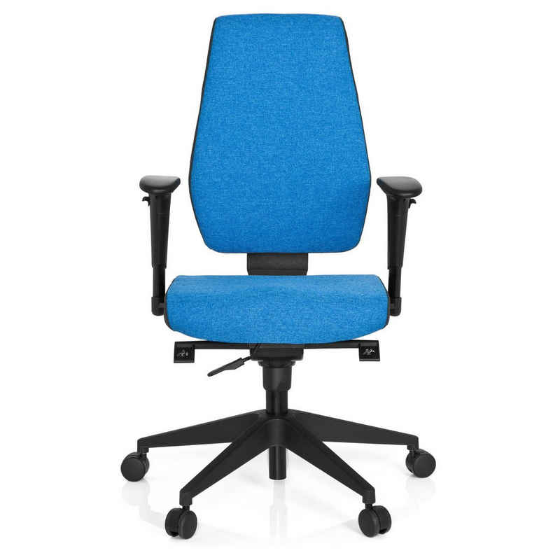 hjh OFFICE Drehstuhl »hjh OFFICE Profi Bürostuhl PRO-TEC 500 Büro-Stuhl«