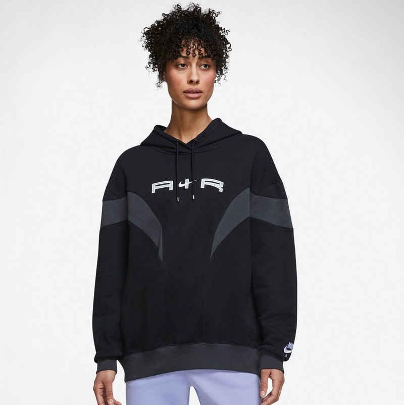 Nike Sportswear Kapuzensweatshirt »W NSW AIR FLC GX HOODIE PLUS«