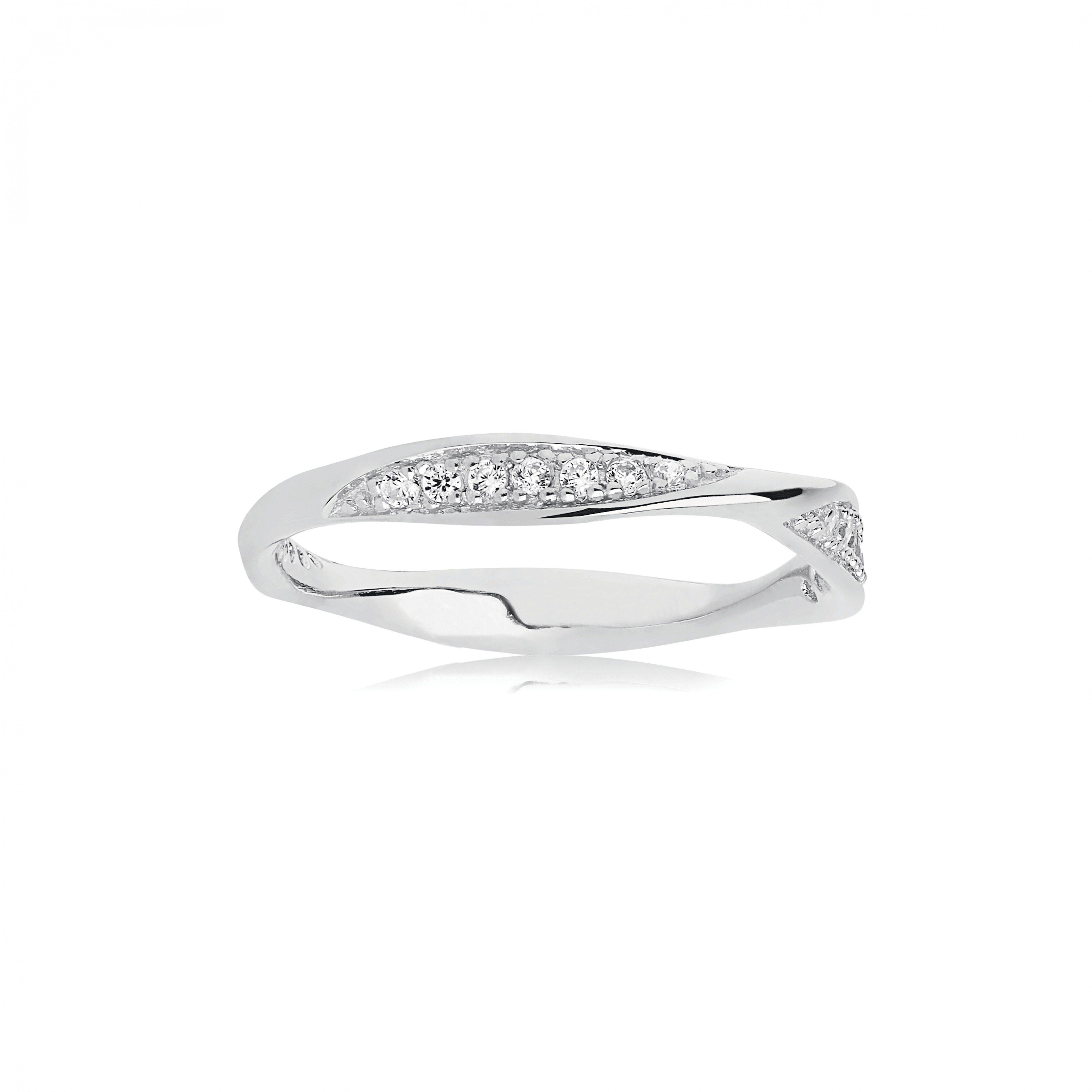 Sif Jakobs Jewellery Ring mit edlem Zirkonia Detail »CETARA« online kaufen   OTTO