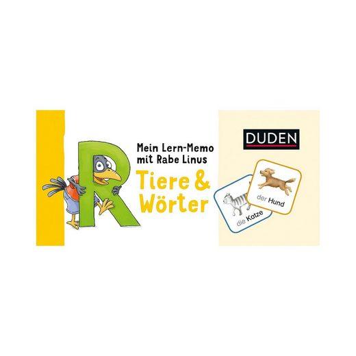 Einfach lernen mit Rabe Linus: Mein Lern-Memo mit Rabe Linus