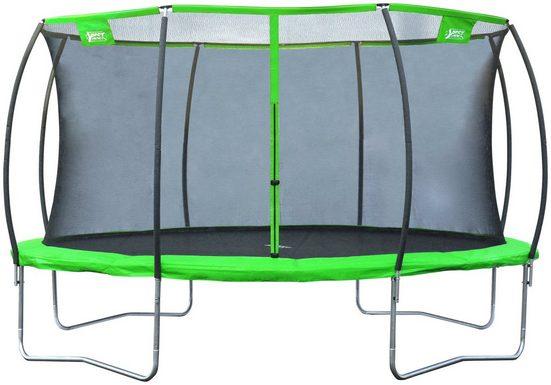 Gartentrampolin »57123 Superstar 2.0«, Ø 426 cm, mit Netz