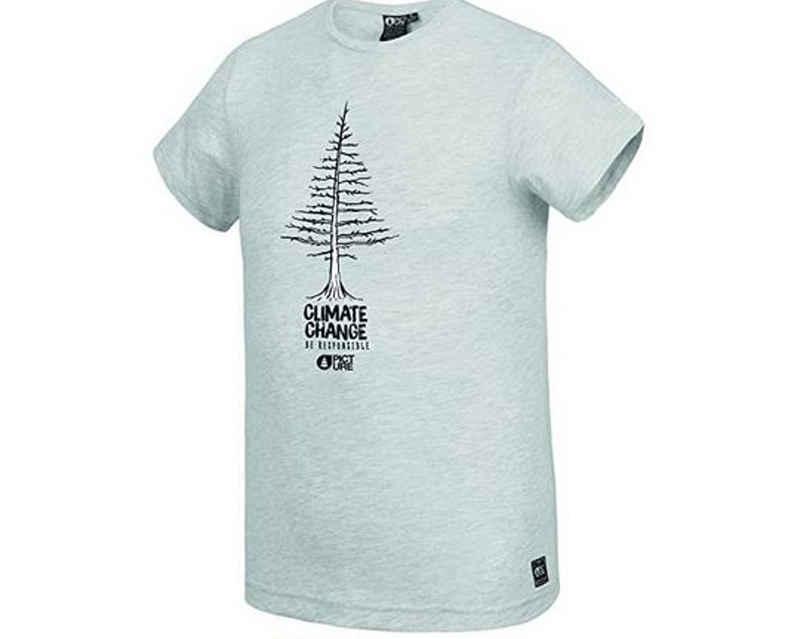 Picture T-Shirt »Picture Herren T-Shirt Markau Tee blau«