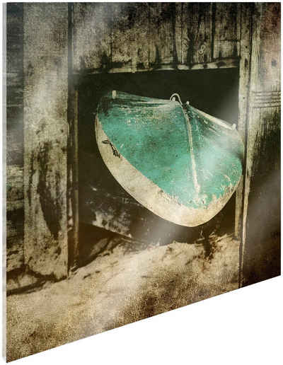 Art & Pleasure Acrylglasbild »Surf break«, Sport