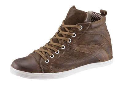 Spieth & Wensky Sneaker mit zwei Schnürbändern