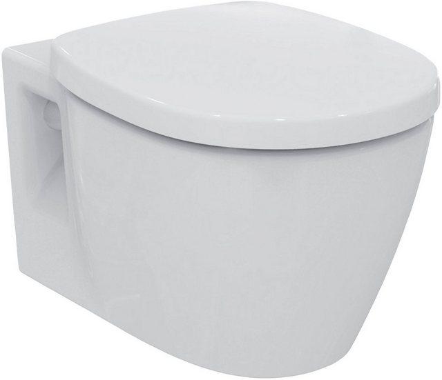 WCs und Zubehör - IDEAL STANDARD Wand WC »Connect«, spülrandlos  - Onlineshop OTTO