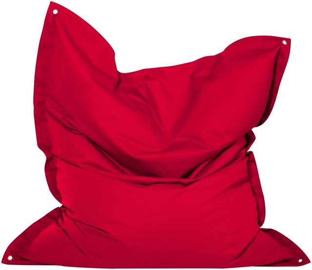 OUTBAG Meadow Outdoor-Kissen Sitzsack plus rot