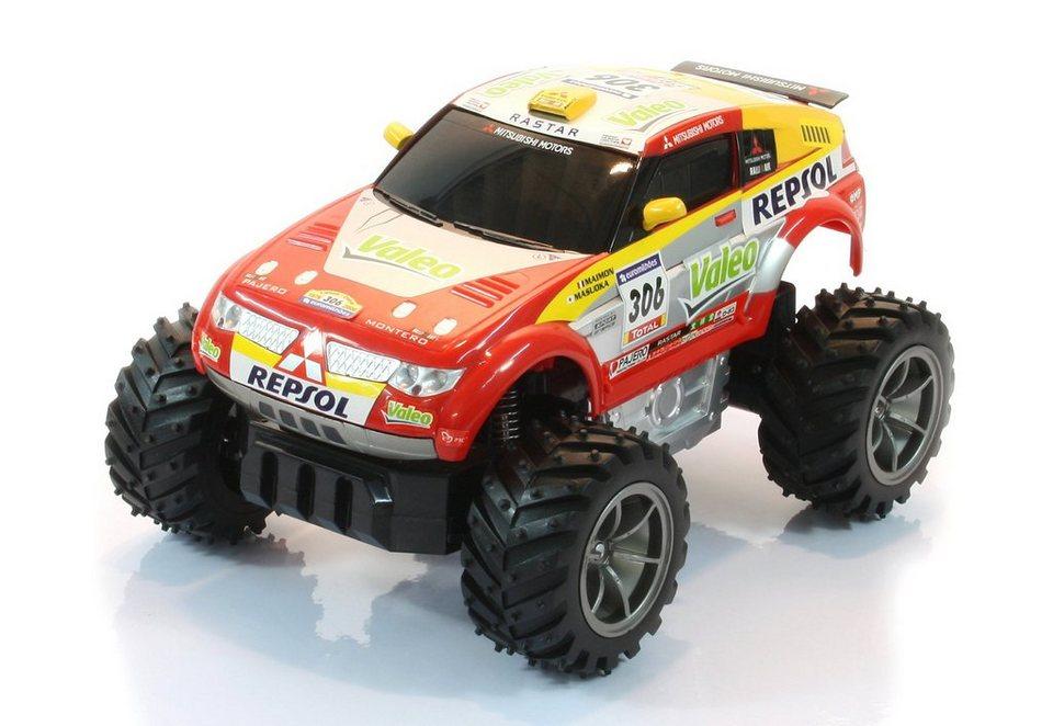 JAMARA, RC Auto, »Mitsubishi Pajero Paris Dakar«