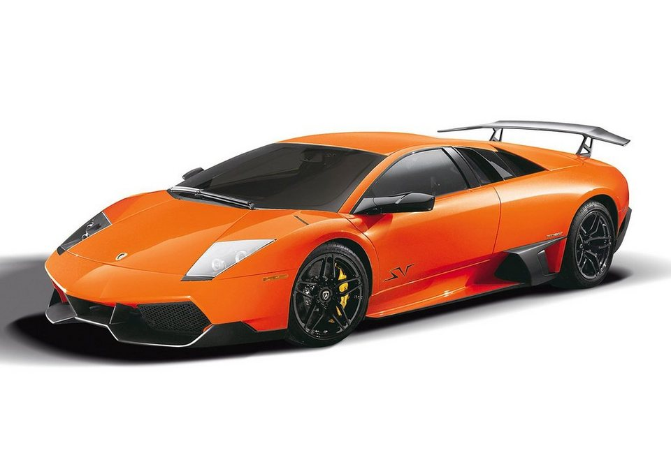 JAMARA, RC Auto, »Lamborghini Murcielago LP 670-4 orange« in orange