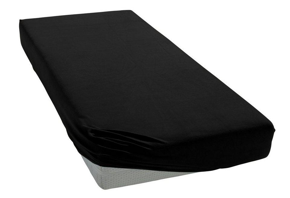 spannbettlaken bellana jersey vital f r hohe matratzen online kaufen otto. Black Bedroom Furniture Sets. Home Design Ideas