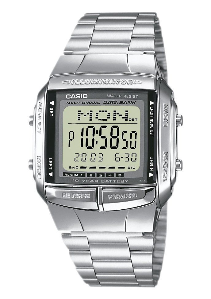Casio Collection Chronograph »DB-360N-1AEF«
