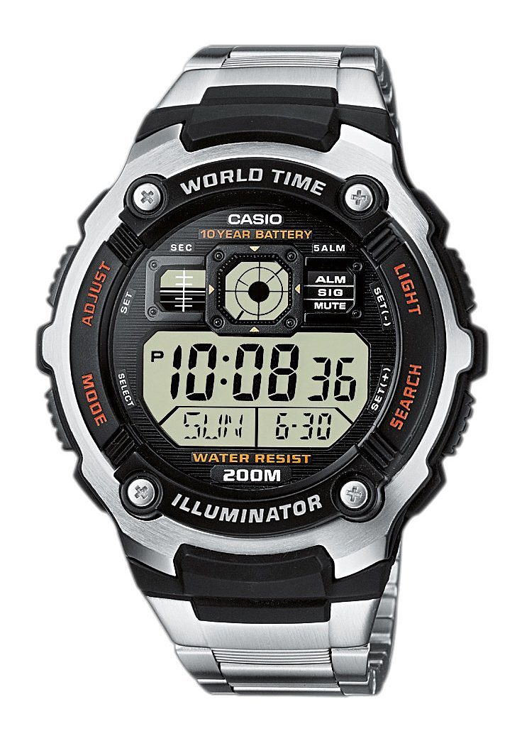 Casio Collection Chronograph »AE-2000WD-1AVEF«