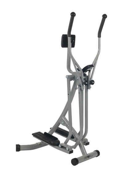 Christopeit Sport® Crosstrainer, mit Bauchkissen