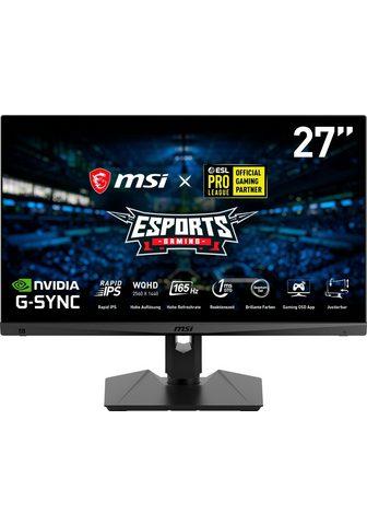 MSI Optix MAG274QRF-QD Gaming-Monitor (69 ...