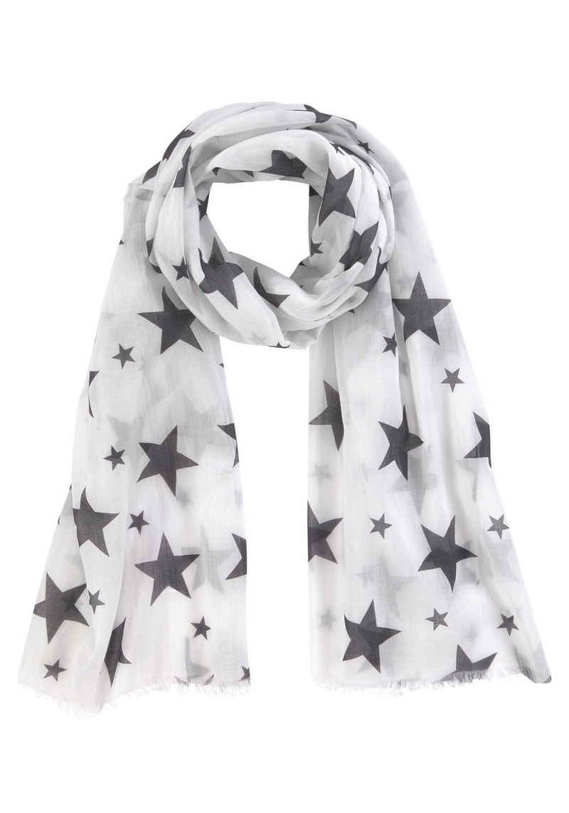 J.Jayz Modeschal, Halstuch mit Sternenprint