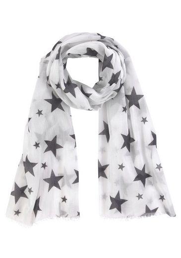 J.Jayz Modeschal Halstuch mit Sternenprint
