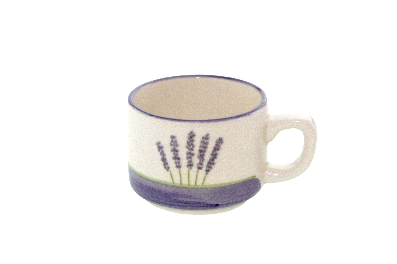 Zeller Keramik Espresso Obertasse »Fleur de Provence«