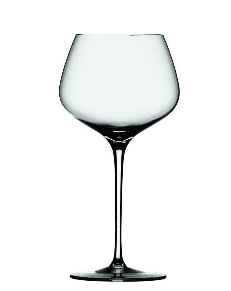 Spiegelau Burgunder - Glas »Willsberger Collection« 1-teilig in Transparent