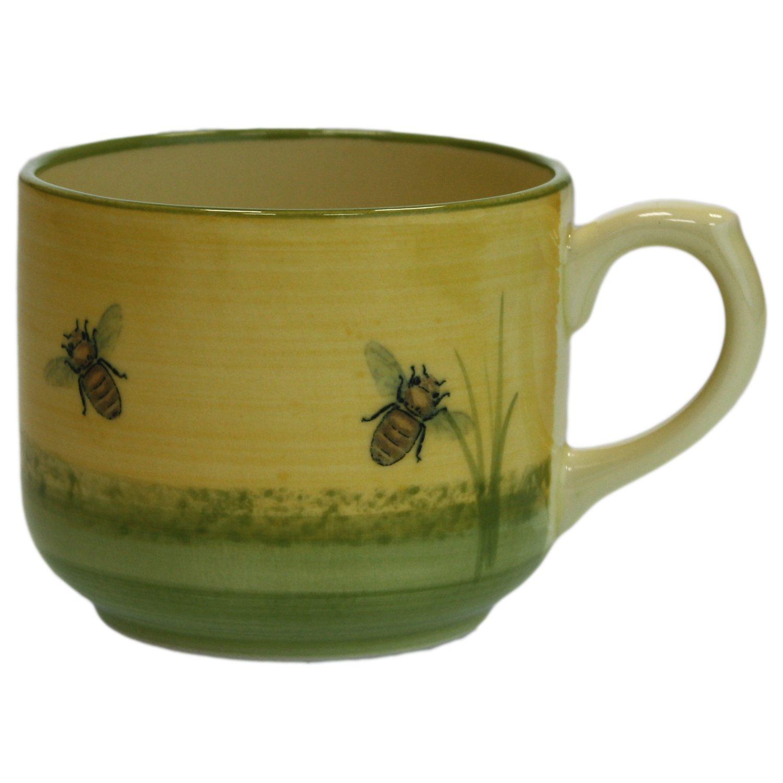 Zeller Keramik Jumbo Obertasse »Biene«