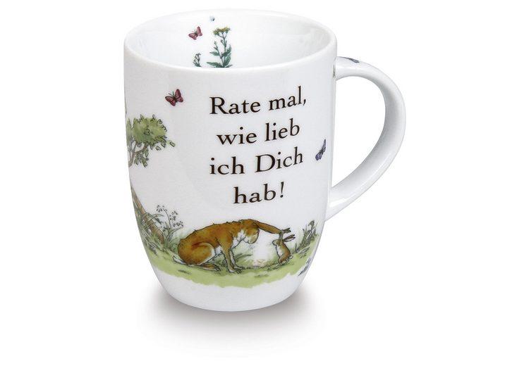 Könitz Becher Rate mal, wie lieb ich Dich hab!