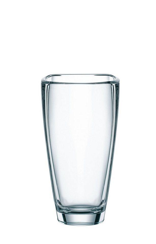 Nachtmann Vase »Carre« in Transparent