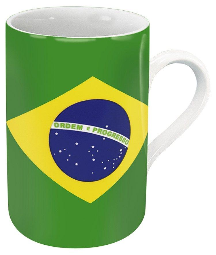 Könitz Becher Brasilien in Bunt