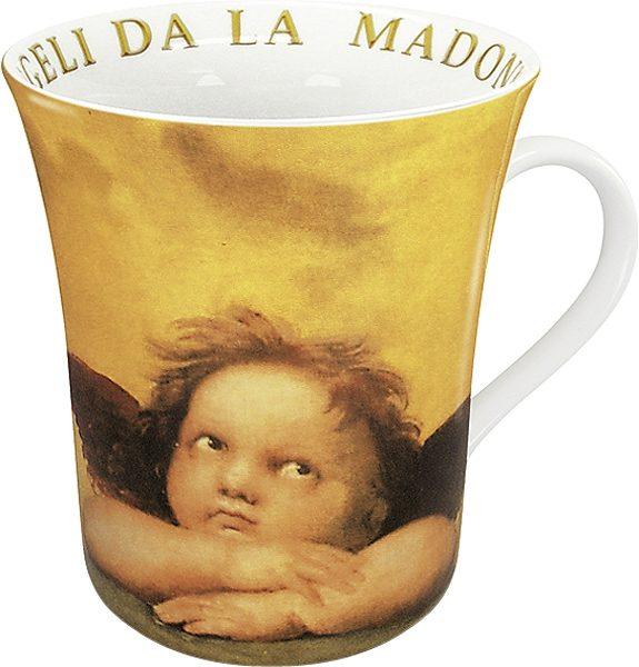 Könitz Becher Angeli Da La Madonna Sistina