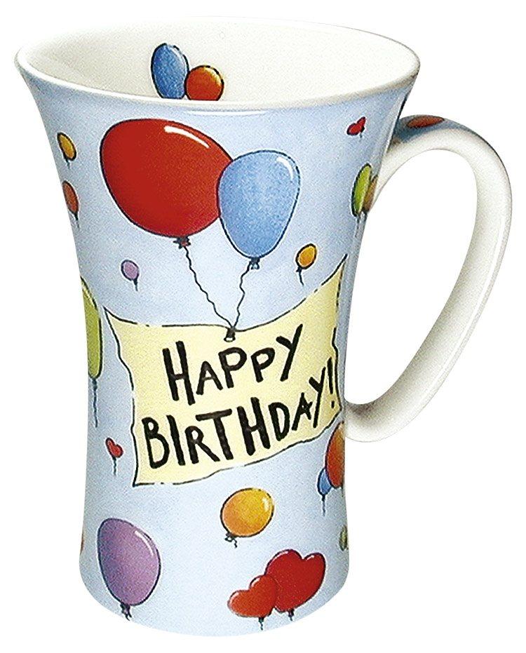 Könitz Mega Mug »Happy Birthday« in Bunt
