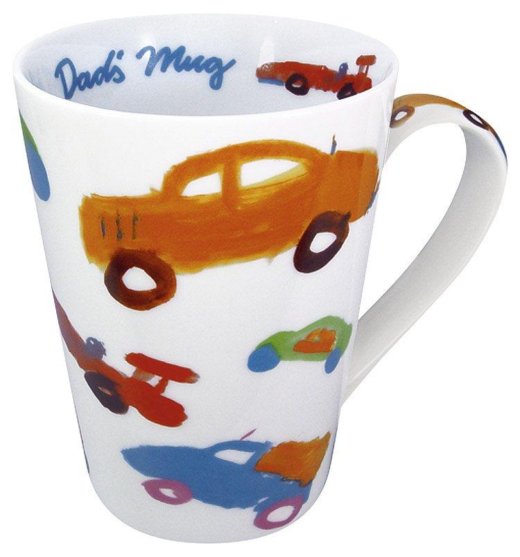 Könitz Becher Dad's Mug in Bunt