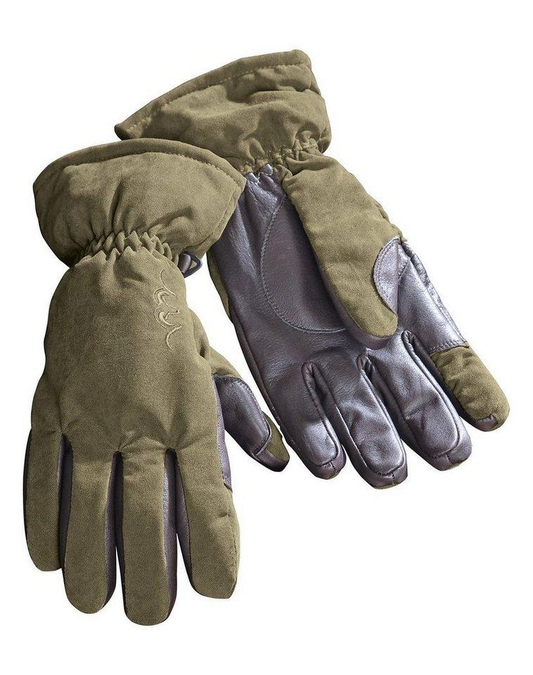Blaser Active Outfits Argali Handschuhe in Oliv melange