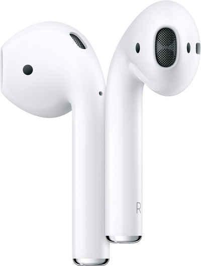 Apple »AirPods with Wireless Charging Case (2019)« In-Ear-Kopfhörer (Bluetooth, Kompatibel mit iPhone, iPhone XR, iPhone Mini, iPad Air / Mini / Pro, Watch SE, Series 6, Series 5, Series 4, Series 3, Mac Mini, iMac)