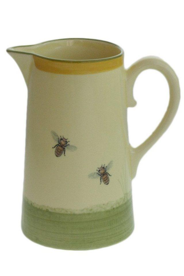 Zeller Keramik Krug »Biene« in Mehrfarbig
