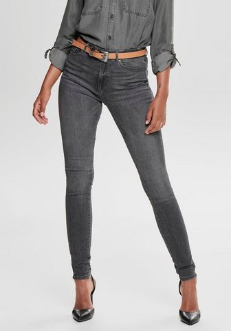 Only High-waist-Jeans »ONLPAOLA LIFE«