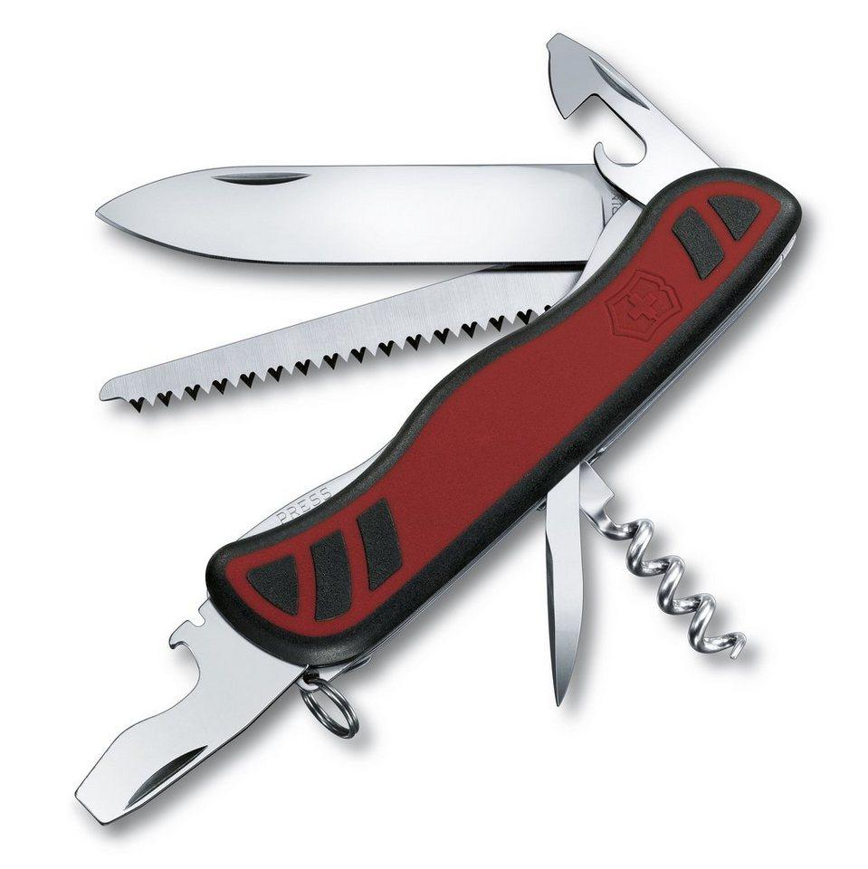 Victorinox Taschenmesser Forester in Rot, Schwarz