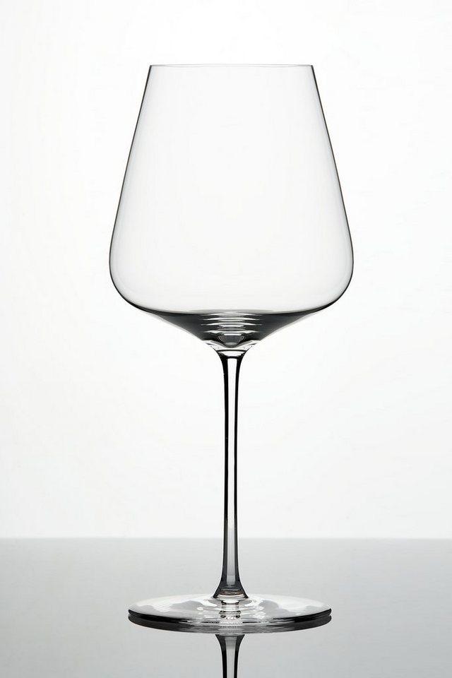 Zalto Denk Art Bordeaux-Glas in Transparent