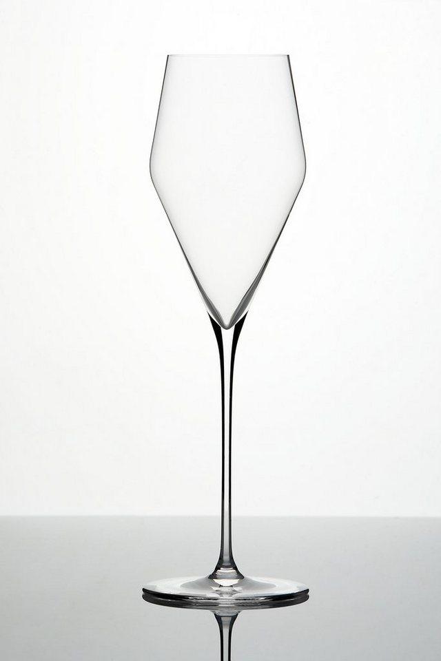 Zalto Denk Art Champagner-Glas in Transparent