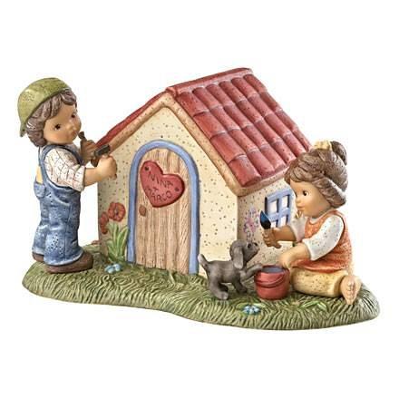 Goebel Wir bauen uns ein Haus »Nina und Marco« in Bunt
