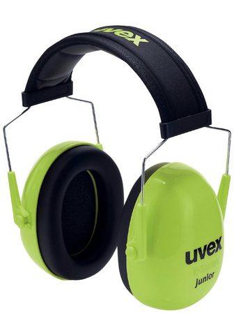Uvex Kapselgehörschutz »K junior« grün 29 D...