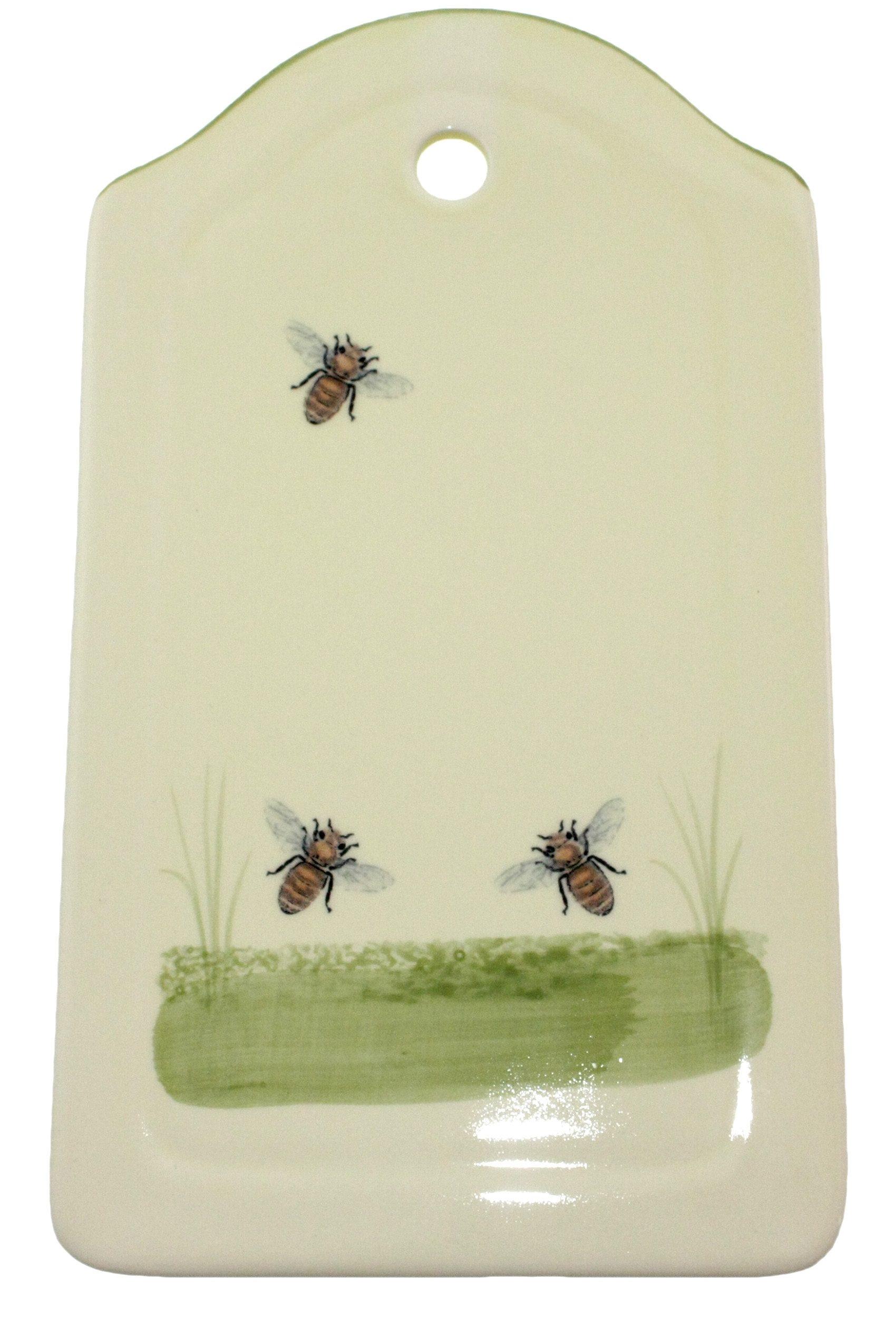 Zeller Keramik Brotplatte »Biene«