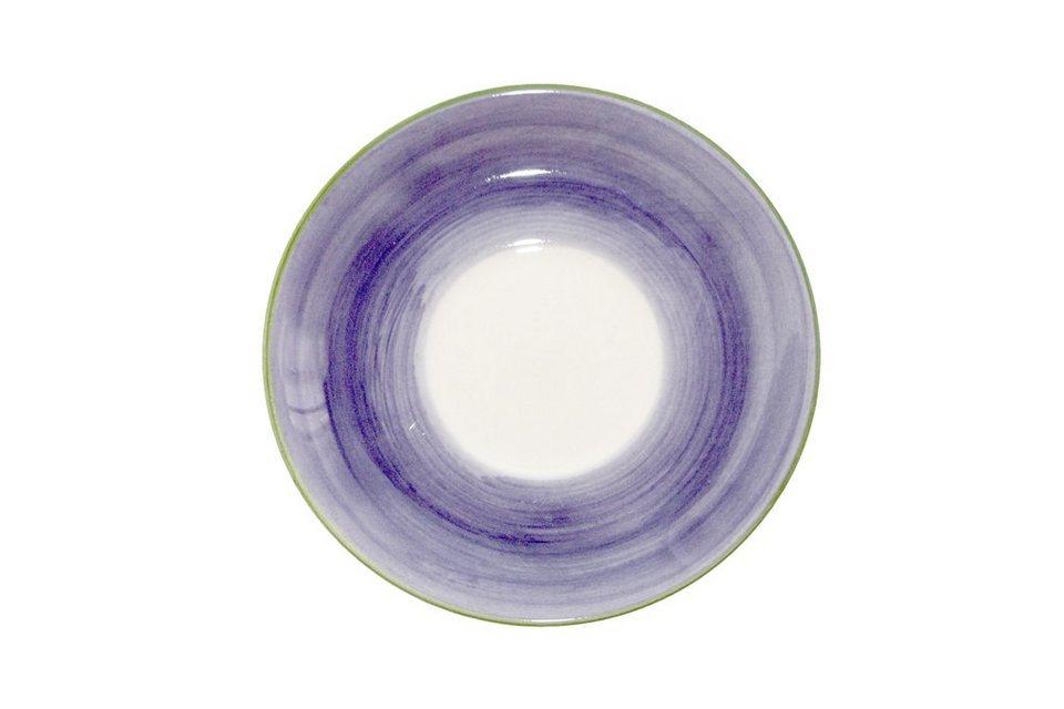 Zeller Keramik Untertasse »Fleur de Provence« in Weiß