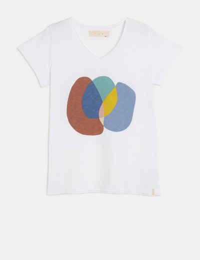 PAN T-Shirt »PAN Damen T-Shirt mit Motivprint«