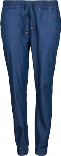 alife and kickin Jogger Pants »AliciaAK« lässige Joggpants im Jeanslook mit Seitentaschen